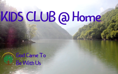 KIDS CLUB at Home — August 2