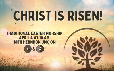 April 4 Worship – Traditional Easter