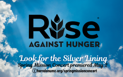 Rise Against Hunger (and the Spring Mission Concert)