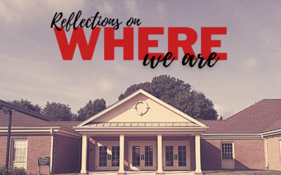 """June 6 Worship – Reflections on Where (Week 2): """"We Are"""""""