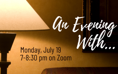 An Evening With… — July 19