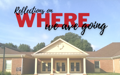 """June 13 Worship – Reflections on Where (Week 3): """"We Are Going"""""""